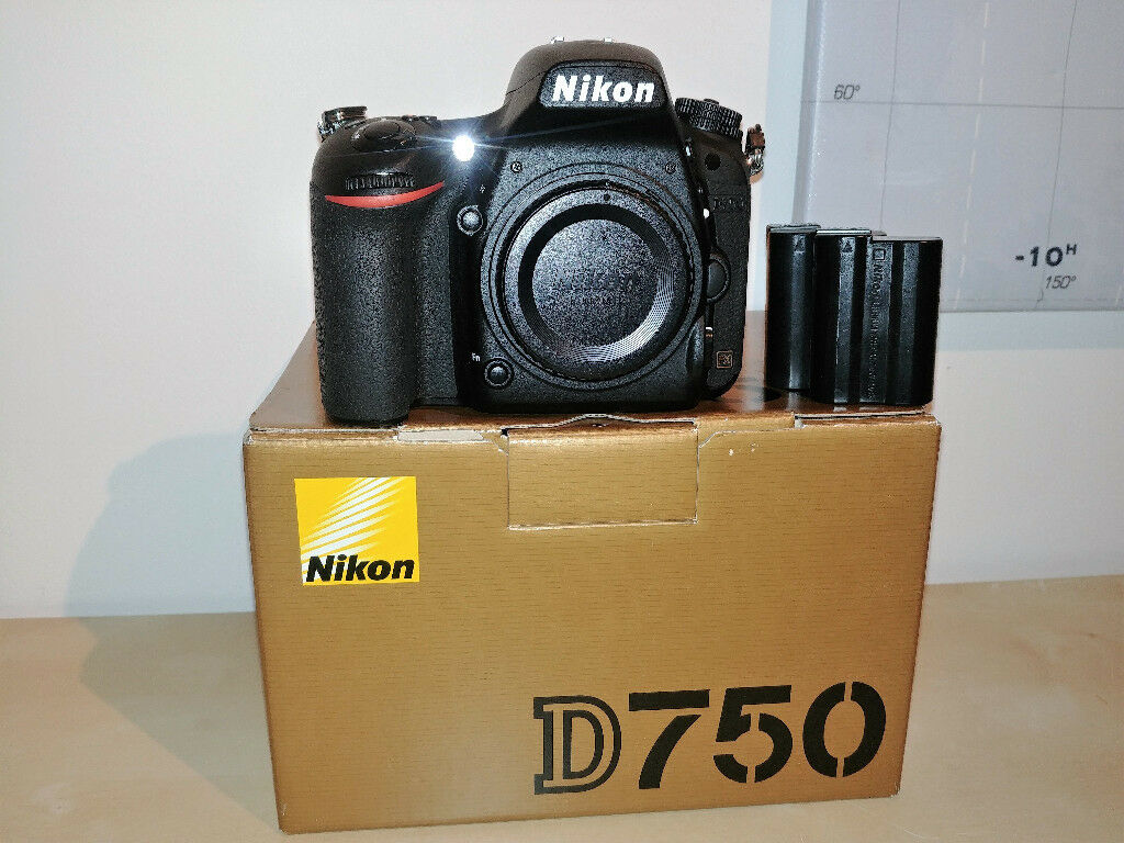 Nikon D750 FX Full Frame Camera - extras - (like new) | in Inverurie ...