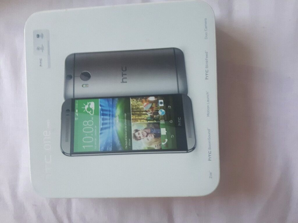 Htc one m8 quick salein Doncaster, South YorkshireGumtree - Htc one m8 good condition unlocked with box charger earphones and cases