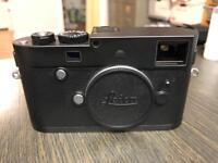 Leica Monochrom M246 camera excellent condition.