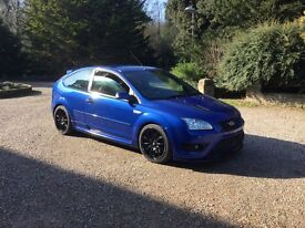 2006 FORD FOCUS ST ST3 325BHP REMAP, LEATHER, MODS