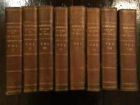 Harmsworth History of the World 8 volume set