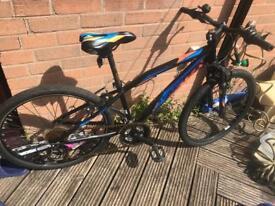 24 inch Action boys bike