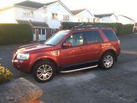 Land Rover Freelander 2, 2.2 td4 SE Rimini Red, 2 Owners