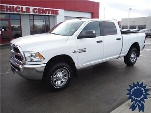 2015 Ram 2500 SLT - Diesel - Crew - Short Box - Spray Liner