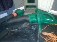 Black and decker blower and vacuum