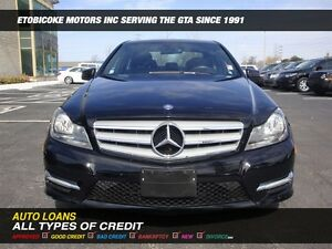 2012 Mercedes-Benz C-Class C250 MATIC / LEATHER / HEATED SEATS