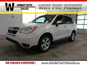 2014 Subaru Forester TOURING| AWD| LEATHER| NAVIGATION| SUNROOF|
