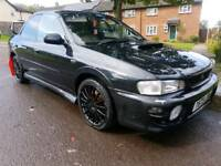 Subaru classic none turbo 2.0L