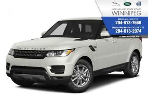 2015 Land Rover Range Rover Sport V6 HSE *LOCAL ONE OWNER TRADE*