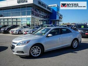 "2016 Chevrolet Malibu LT 17"" alloys Sunroof, back up camera"