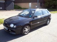 1999 Toyota Corolla G6r. Rare only 420 made