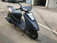 Yamaha Viti 125 cc moped, only done 1943 miles, 1 owner mint condition