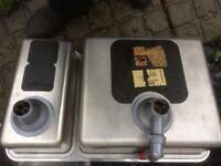 Twin sink (FRANKE)