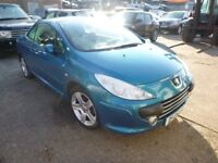 PEUGEOT 307 - DF06AHU - DIRECT FROM INS CO