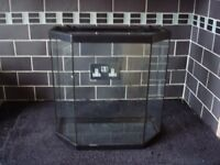 Unbranded 30 litre Aquarium with unbranded 50 watt heater