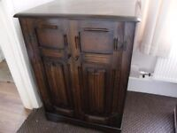 Priory Music Cupboard/Cabinet