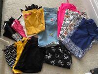 Girls Summer Clothes Bundle Age 10