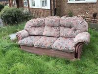 free used sofa
