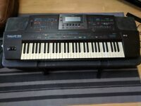 RARE Roland E96/E-96 Professional intelligent DJ/Performance electric piano/keyboard
