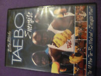 Fitness Exercise DVD - Tae Bo Energise with Billy Blanks