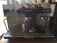 Monroc coffee machine