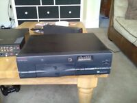 Mission dac5 cd player. Plays well