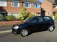 VW Polo 1.4 Match 3dr, very good condition, new tyres and service