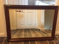 Mirror and 6 pictures for sale