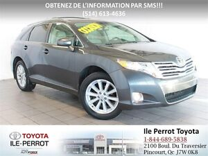 2011 Toyota Venza AWD, A/C. BLUETOOTH, CRUISE CONTROL, MAGS