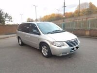 2007 07 CHRYSLER GRAND VOYAGER EXECUTIVE XS CRD STOW & GO 2.8 AUTOMATIC FULLY LOADED