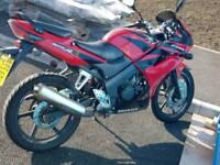 125cc HONDA CBR125R 08 EFI
