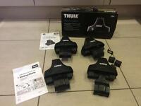 Thule 754 Foot Kit & Thule 1051 fitting