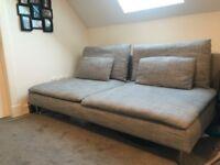 Soderhamn Isunda Grey Sofa (Like new) - Free Edinburgh delivery!