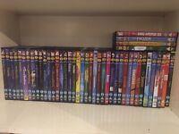Disney DVDs. *44*