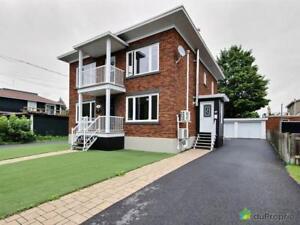 410 000$ - Duplex à vendre