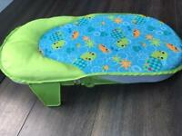 Baby Bath support sling