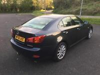 Lexus IS 220d SE 56 plate