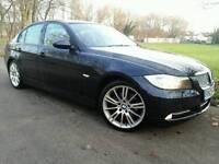 BMW 320D SE 2005 05'REG*AUTO*NEW SHAPE*TOP SPEC*SUPERB COND*#AUDI#MERCEDEZ