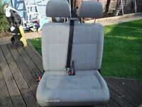 VW T5 DOUBLE SEAT