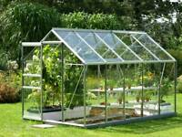 Greenhouse or shed wanted