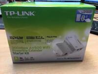 TP-LINK model TL - WPA4220 KIT