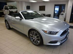 2015 Ford Mustang ECOBOOST CUIR GPS PREMIUM