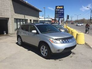 2004 Nissan Murano 4 portes SL, traction intégrale, boîte automa