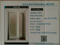 900mm shower door