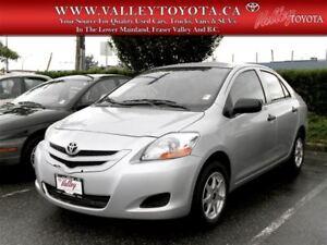 2007 Toyota Yaris Sedan Fixer-Upper (#382)