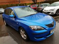 MAZDA 3 1.6 TS2 12 MONTHS MOT FULL SERVICE HISTORY LOW MILEAGE GREAT CAR
