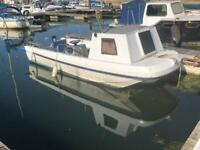 16ft fishing boat with 40HP outboard