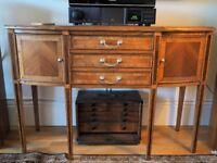Beautiful Cameo Walnut Veneered Sideboard - Originally Purchased from John Lewis