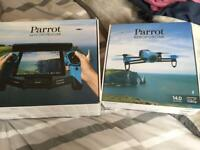 Parrot bebop drone and skycontroller for sale  Wootton, Northamptonshire