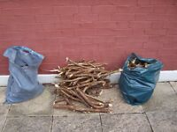 FIRE WOOD FOR THE WINTER/FREE TO PICK UP